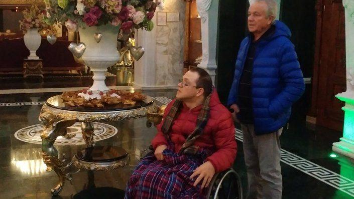 Marián Šulka – pobyt vRajeckých Tepliciach
