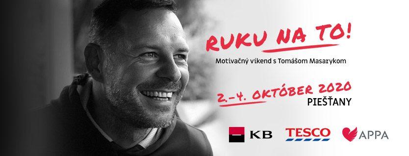 Motivačný víkend sTomášom Masarykom