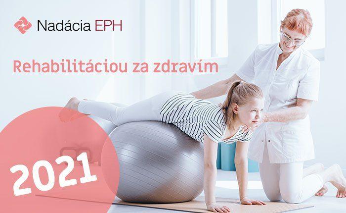 Rehabilitáciou za zdravím 2021